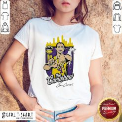 Nice Perfect Alex Caruso Los Angeles Lakers The Carushow Shirt - Design By Girltshirt.com