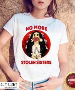Official Beautiful No More Stolen Sisters Native Feathers Shirts - Design By Girltshirt.com