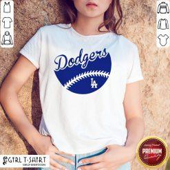 Official Dodgers World Series 2020 Shirt - Design By Girltshirt.com
