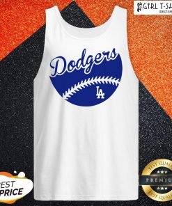 Official Dodgers World Series 2020 Tank Top - Design By Girltshirt.com