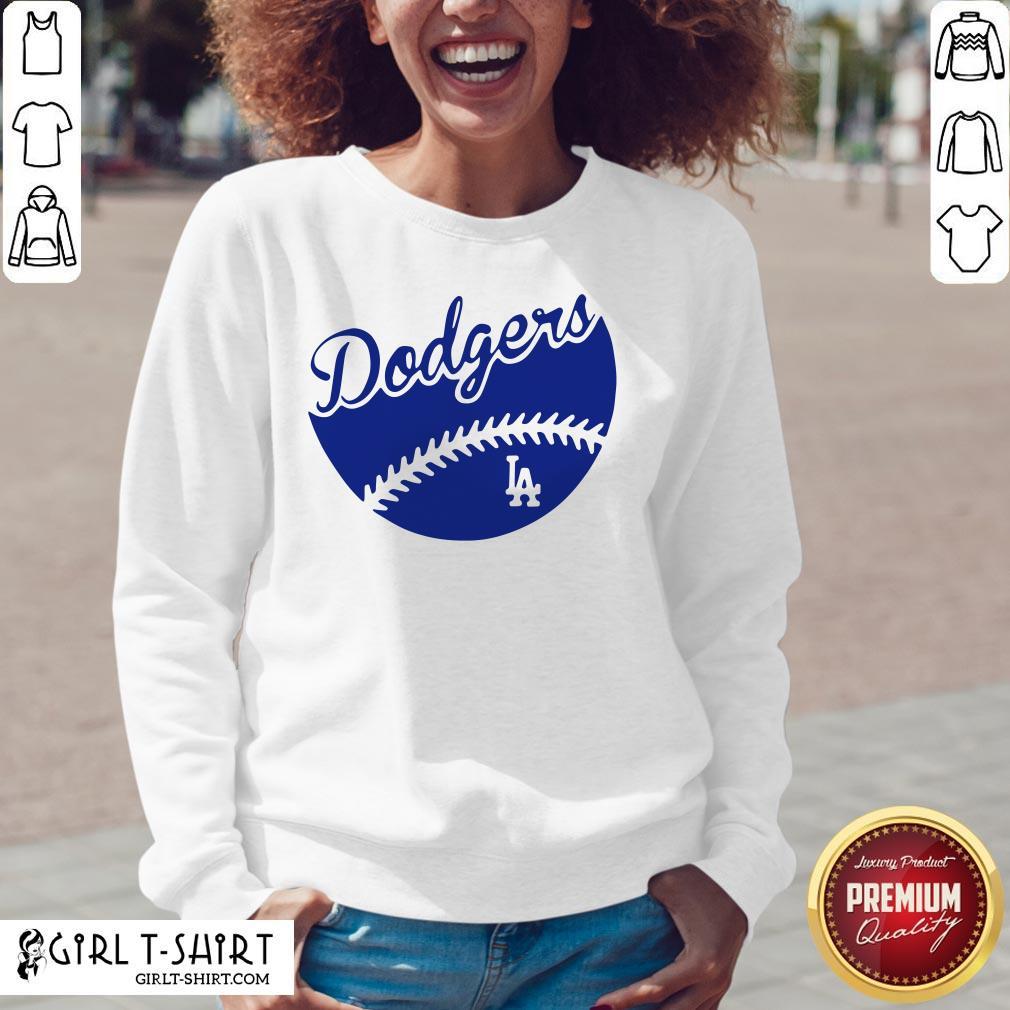 Official Dodgers World Series 2020 V-neck - Design By Girltshirt.com