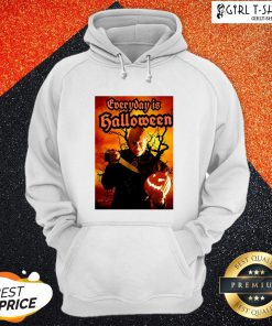 Official Fitzgerald's Realm Everyday Is Halloween Hoodie
