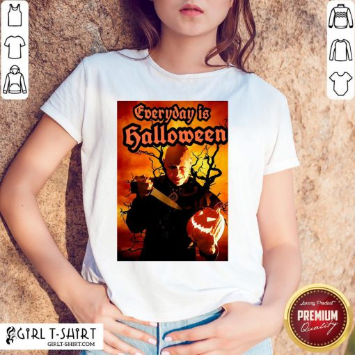 Official Fitzgerald's Realm Everyday Is Halloween Shirt