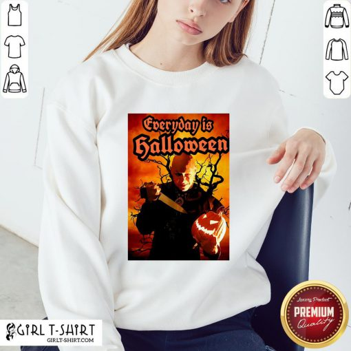 Official Fitzgerald's Realm Everyday Is Halloween Sweatshirt
