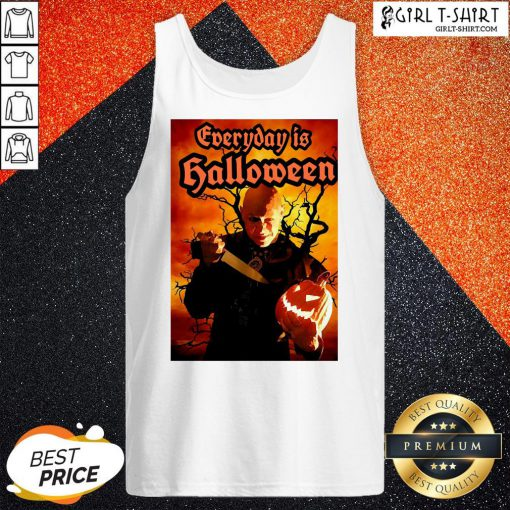 Official Fitzgerald's Realm Everyday Is Halloween Tank Top