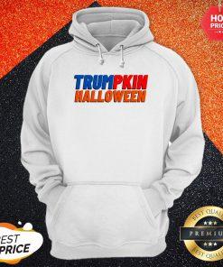 Official Trumpkin Halloween Hoodie