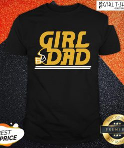 Photo KC Girl Dad Shirt - Design By Girltshirt.com