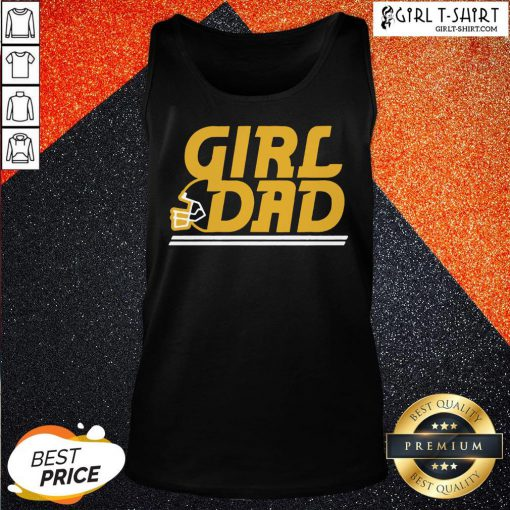 Photo KC Girl Dad Tank Top - Design By Girltshirt.com