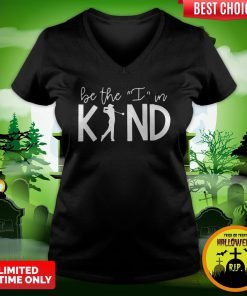 Play Golf Be The I In Kind V-neck