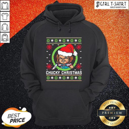 Things Chucky Horror Knife Ugly Christmas Hoodie- Design By Girltshirt.com