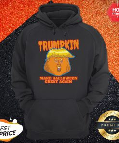 Trumpkin 2020 Make Halloween Great Again Hoodie