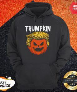 Trumpkin Make Halloween Great Trumpkin Halloween Hoodie