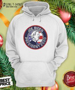 Best Funny Joe Biden President 2020 American Vintage Hoodie - Design By Girltshirt.com