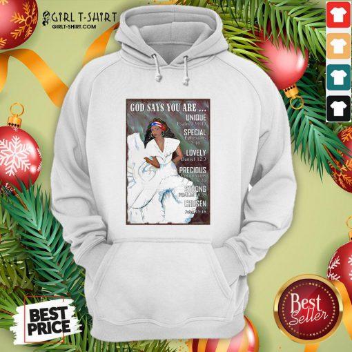 Best Puerto Rico Girl Bomba Dance Pr Girl God Says Vertical Poster Hoodie - Design By Girltshirt.com