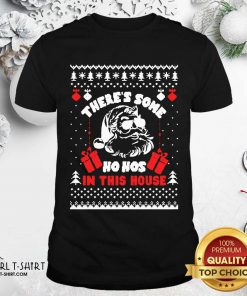 Best Ugly Christmas There's Some Ho Hos In This House Shirt - Design By Girltshirt.com