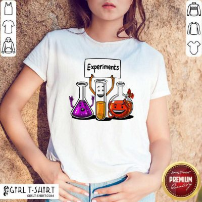 Chemistry Experiments Science Shirt - Design By Girltshirt.com