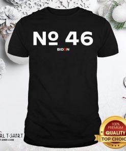 Better No 46 Biden Us 2024 Classic Shirt - Design By Girltshirt.com