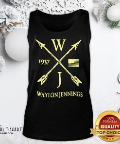 Better WJ 1937 Waylon Jennings Littlefield Tank Top - Design By Girltshirt.com