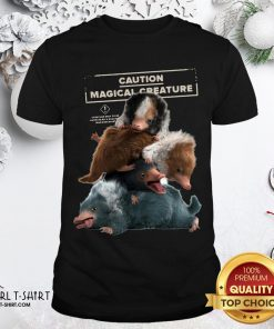 Cool Fantastic Beasts 2 Cuddle Puddle Shirt - Design By Girltshirt.com