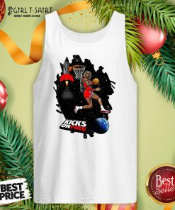 Kobe Bryant Kicks On Fire Tank Top - Design By Girltshirt.com