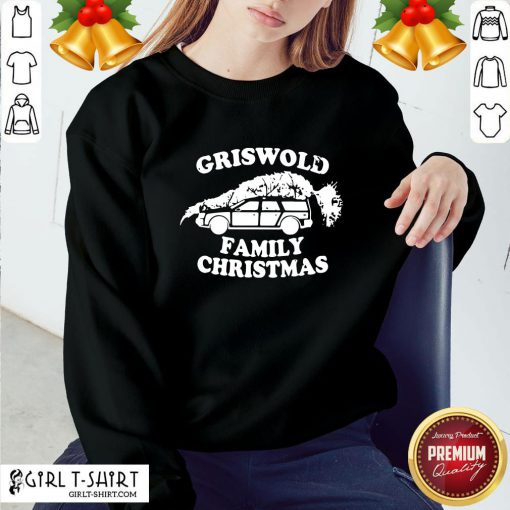 How Griswold Family Christmas 2021 Sweatshirt - Design By Girltshirt.com