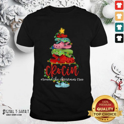Crocin Around The Christmas Tree Shirt - Design By Girltshirt.com