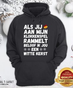 Official If You Rattle My Glockenspiel I Promise You A White Christmas Hoodie - Design By Girltshirt.com