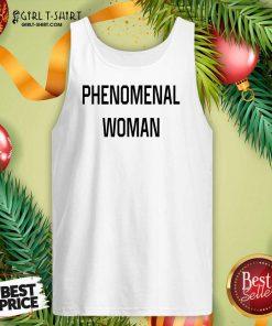 Phenomenal Woman Tank Top - Design By Girltshirt.com