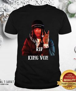 Rip King Von 1994-2020 Shirt - Design By Girltshirt.com