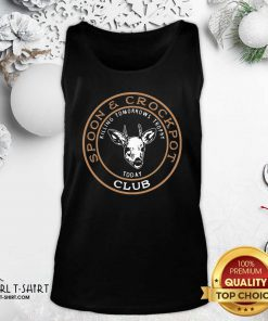 Spoon And Crock Pot Killing Tomorrows Trophies Tank Top - Design By Girltshirt.com
