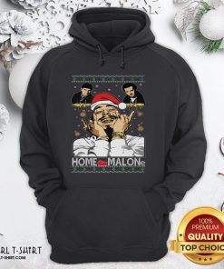 Town Home Malone Ugly Christmas 2021 Hoodie - Design By Girltshirt.com