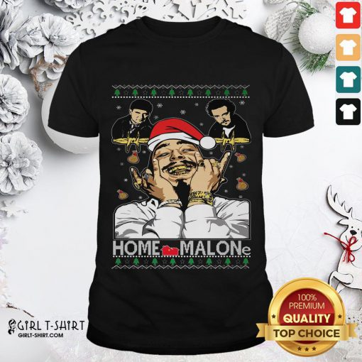 Town Home Malone Ugly Christmas 2021 Shirt - Design By Girltshirt.com
