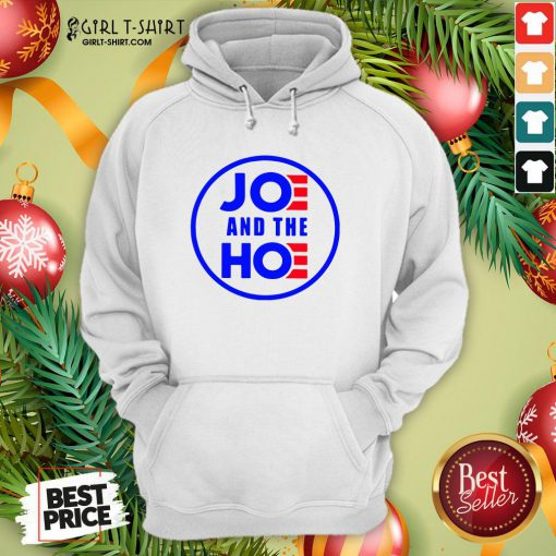 Well Funny Joe And The Hoe Hoodie- Design By Girltshirt.com