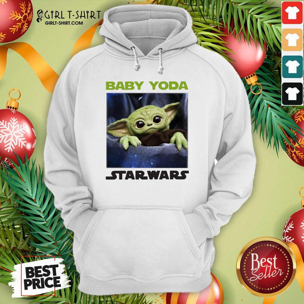 Baby Yoda Star Wars Hoodie- Design By Girltshirt.com