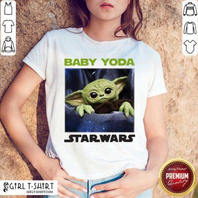 Baby Yoda Star Wars Shirt- Design By Girltshirt.com