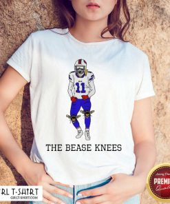 Buffalo Bills Cole Beasley The Bease Knees Shirt- Design By Girltshirt.com