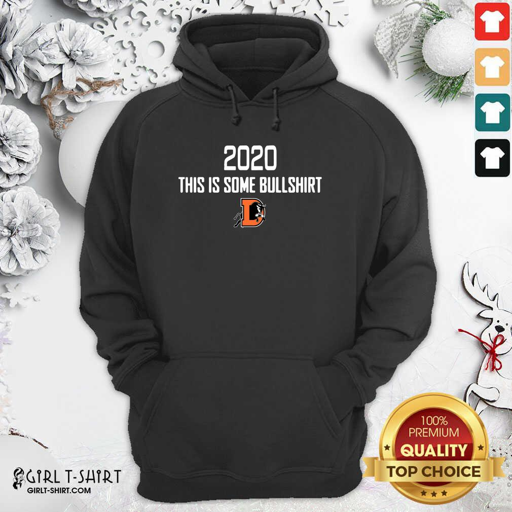 Durham Bulls 2020 This Is Some Bullshirt Hoodie - Design By Girltshirt.com