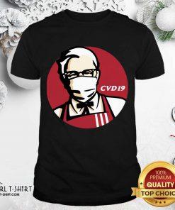 KFC Cvd 19 Shirt - Design By Girltshirt.com