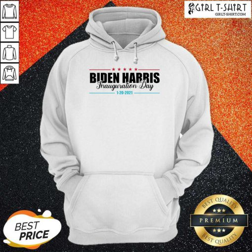 Biden Harris Inauguration Day 1 20 2021 Hoodie- Design By Girltshirt.com