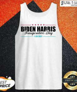 Biden Harris Inauguration Day 1 20 2021 Tank Top- Design By Girltshirt.com