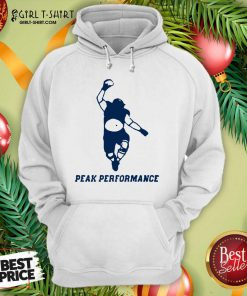 Peak Performance 2020 Hoodie - Design By Girltshirt.com