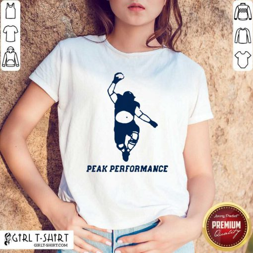 Peak Performance 2020 Shirt - Design By Girltshirt.com
