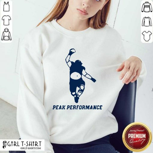 Peak Performance 2020 Sweatshirt - Design By Girltshirt.com