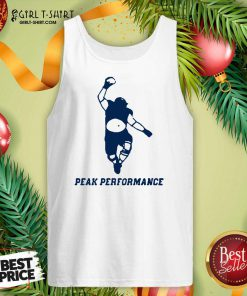 Peak Performance 2020 Tank Top - Design By Girltshirt.com