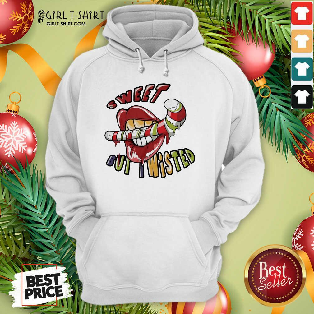 Mouth Sweeat But Wisted Hoodie - Design By Girltshirt.com