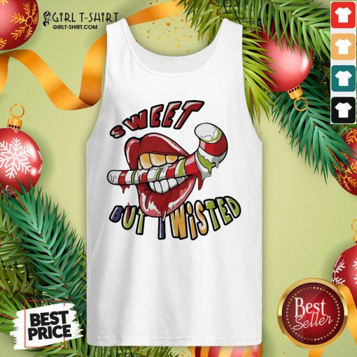 Mouth Sweeat But Wisted Tank Top - Design By Girltshirt.com