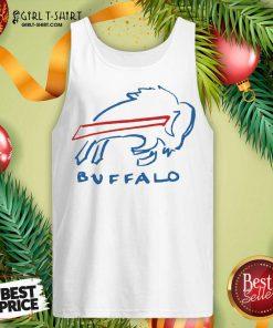 Buffalo Bills Tank Top - Design By Girltshirt.com