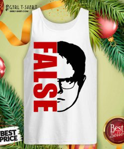 The Office Dwight Schrute False Tank Top- Design By Girltshirt.com