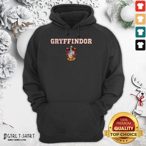 Gryffindor Hoodie- Design By Girltshirt.com
