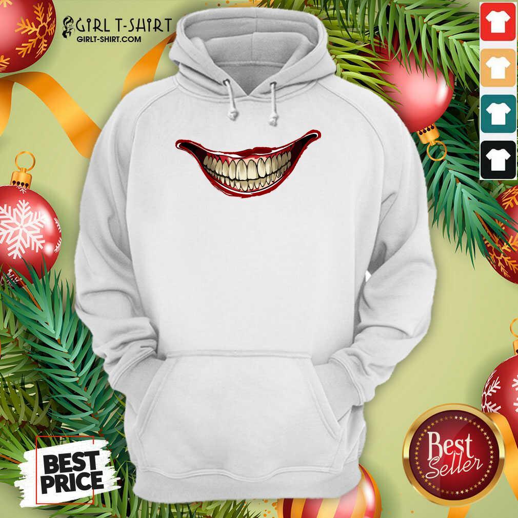 Joker Laugh 2020 Hoodie - Design By Girltshirt.com